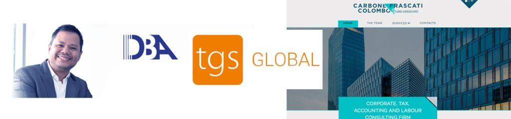 TGS Global presenta dos nuevas firmas