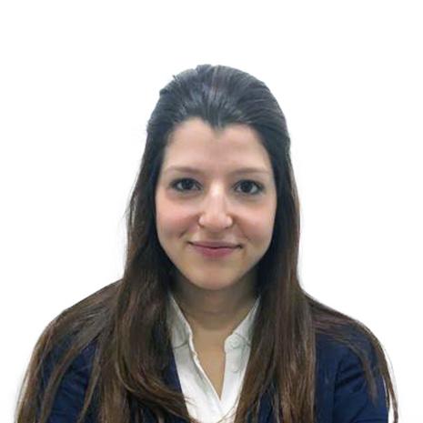 Oriana Fajardo en TGS Edisa