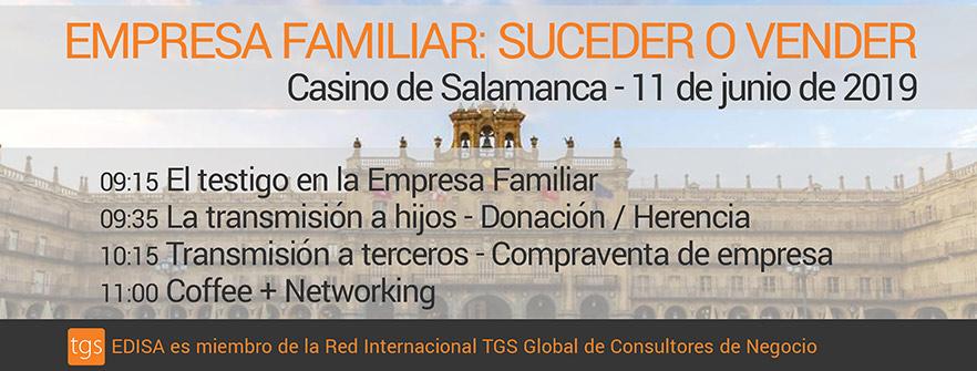 Foro empresa familiar Salamanca