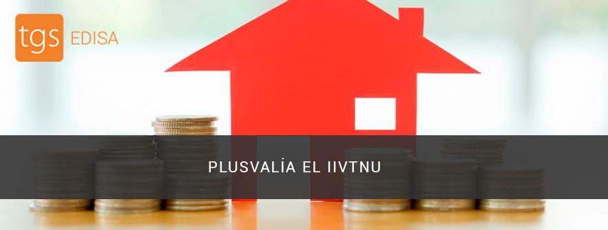 Plusvalía sobre el IIVTNU